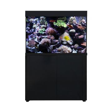 Aqua One AquaReef 300 Series 2 Aquarium and Cabinet (Black)