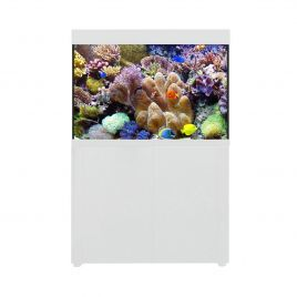 Aqua One AquaReef 300 Series 2 Aquarium and Cabinet (White)