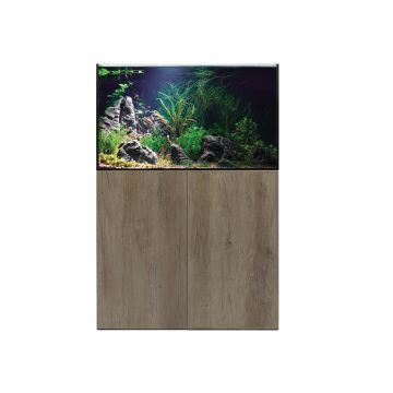 Aqua One AquaSys 230 Aquarium and Cabinet - Boston Concrete