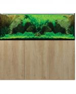 Aqua One AquaSys 395 Aquarium and Cabinet - Pasedena Pine