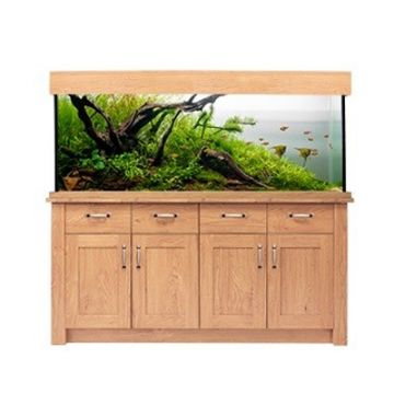 Aqua One OakStyle 300 Aquarium and Cabinet