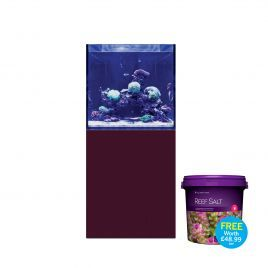 EA Reef Pro 600S Cube and Cabinet (Ultra Gloss Plum)