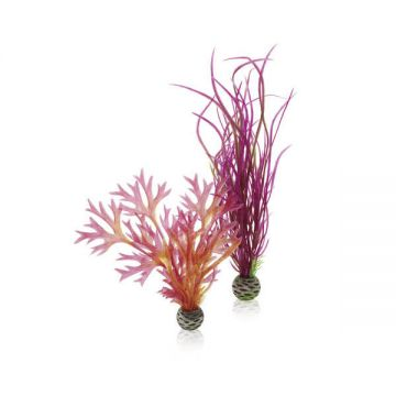BiOrb Easy Plants -  Red / Pink (Medium x 2)