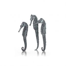 Biorb Seahorses 3 Pack - Metallic Black
