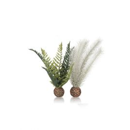 Biorb Thistle Fern Grey/Green - Small