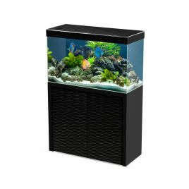 Ciano Emotions One 100 Aquarium and Cabinet - Black