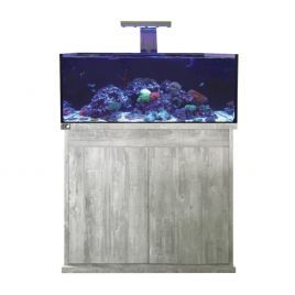 D-D Reef-Pro 900 Deluxe (2 x Hydra26HD)  - Driftwood Concrete