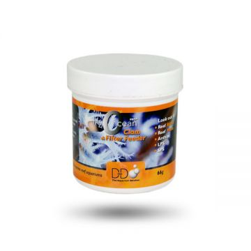 D-D H2Ocean Clam and Filter (66g)