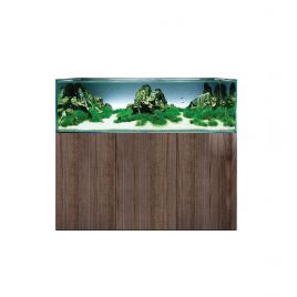 EA AquaScaper 1500 and Cabinet (Ultra Gloss Japanese Pear)