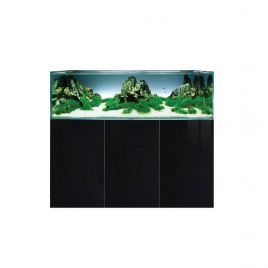 EA AquaScaper 1500 and Cabinet (Ultra Gloss Metallic Black)