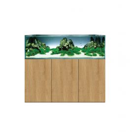 EA AquaScaper 1500 and Cabinet (Royal Natural Oak)