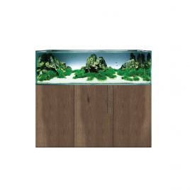 EA AquaScaper 1500 and Cabinet (Tobacco Halifax Oak)