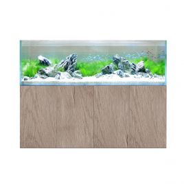 EA AquaScaper 1800 and Cabinet (Natural Halifax Oak)