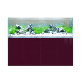 EA AquaScaper 1800 and Cabinet (Ultra Gloss Plum)