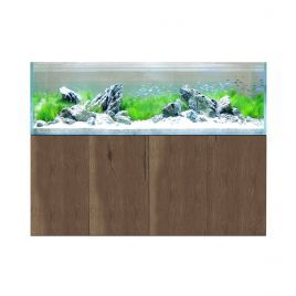 EA AquaScaper 1800 and Cabinet (Tobacco Halifax Oak)