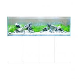 EA AquaScaper 1800 and Cabinet (Ultra Gloss White)