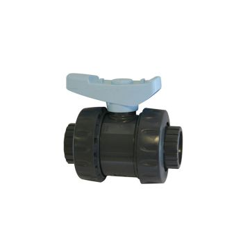 Double Union Ball Valves