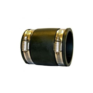 "1"" (38 to 30 mm) Straight Connector"