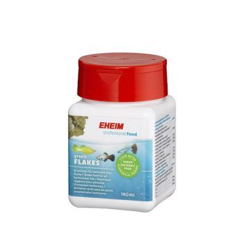 Eheim Professionel Green Food Flakes for Herbivorous Fish 160ml