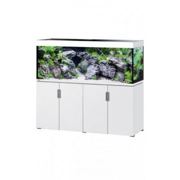 Eheim Incpria 600 LED Aquarium and Cabinet - High Gloss White