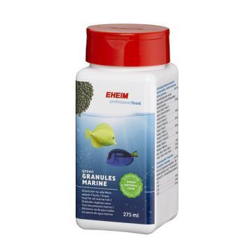 Eheim Professionel Green Food Granules for Marine Fish 275ml