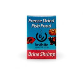 Firstbite Freeze Dried Brine Shrimp (7g)