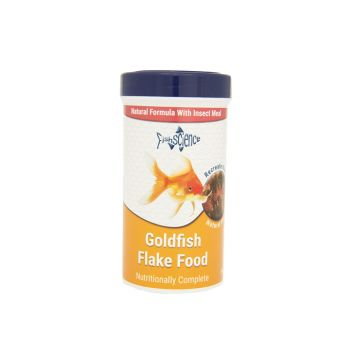 FishScience Goldfish Flake Food 200G