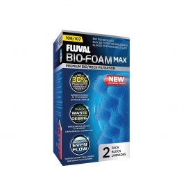 Fluval Bio Foam Max for 107/106 Filters (2 Pack)