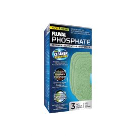 Fluval Phosphate Remover Resin Infused Pad 107/207 (3 Pack)