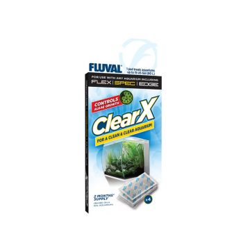 Fluval Clear X Filter Sachets