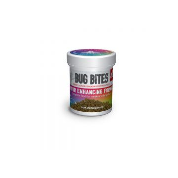 Fluval Bug Bites Colour Enhancer Granules 45g