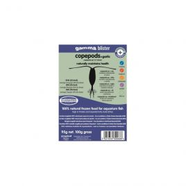 Gamma Copepods with Garlic Blister Pack 100g
