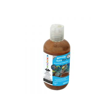 Gamma NutraPlus Liquid Brineshrimp Natural Suspension 200ml