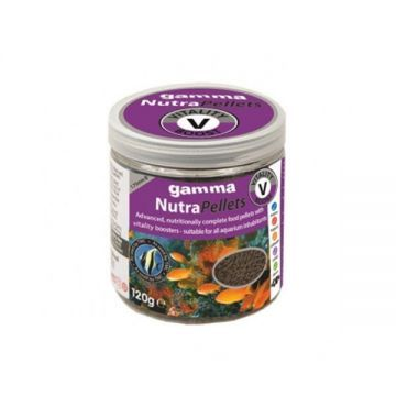 Gamma NutraPellets Vitality Boost - 120g