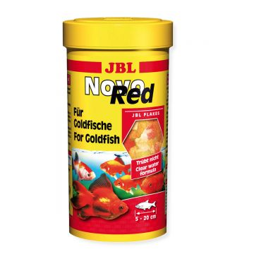 JBL NovoRed Goldfish Food 100ml