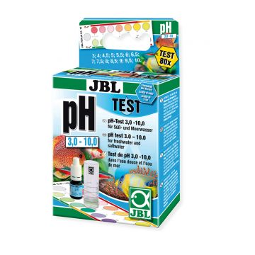 JBL pH 3.0 - 10.0 Test Set