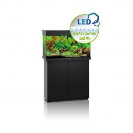 Juwel Rio 125 LED Aquarium and Cabinet (Black)