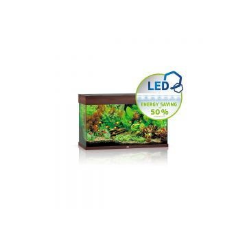Juwel Rio 125 LED Aquarium (Dark Wood)