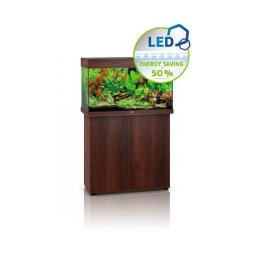 Juwel Rio 125 LED Aquarium and Cabinet (Dark Wood)