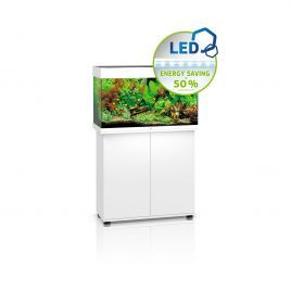 Juwel Rio 125 LED Aquarium and Cabinet (White)