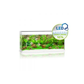 Juwel Rio 240 LED Aquarium (White)