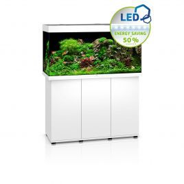 Juwel Rio 350 LED Aquarium and Cabinet (White)
