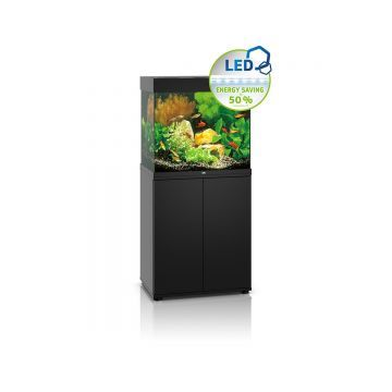 Juwel Lido 120 LED Aquarium and Cabinet (Black)