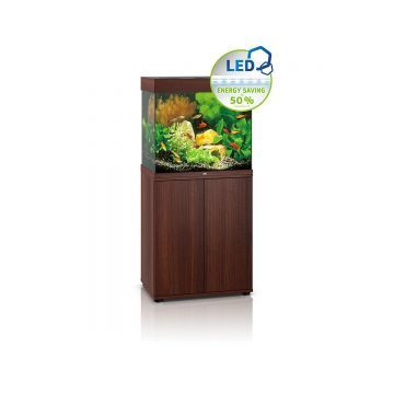 Juwel Lido 120 LED Aquarium and Cabinet (Dark Wood)