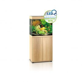 Juwel Lido 120 LED Aquarium and Cabinet (Light Wood)