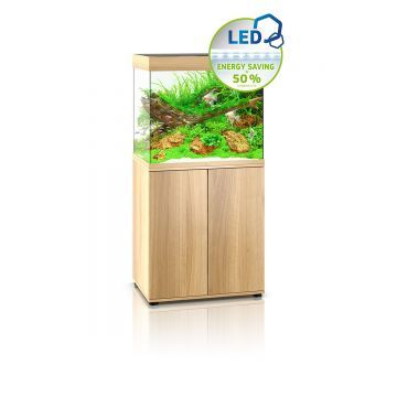 Juwel Lido 200 LED Aquarium and Cabinet (Light Wood)