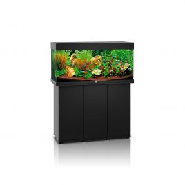 Juwel Rio 180 LED Aquarium and Cabinet (Black)
