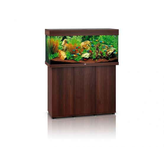 Juwel Rio 180 LED Aquarium and Cabinet (Dark Wood)
