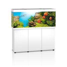 Juwel Rio 450 LED Aquarium And Cabinet (White)