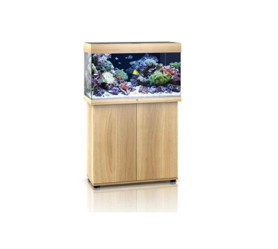 Juwel Rio 125 LED Marine Aquarium and Cabinet (Light Wood)